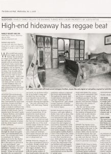 Nassau: High End Hideaway Has Reggae Beat