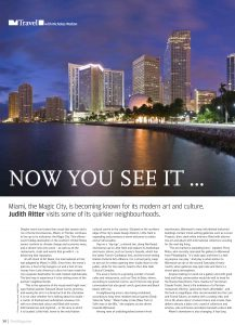 Now you see it…Miami, the Magic City